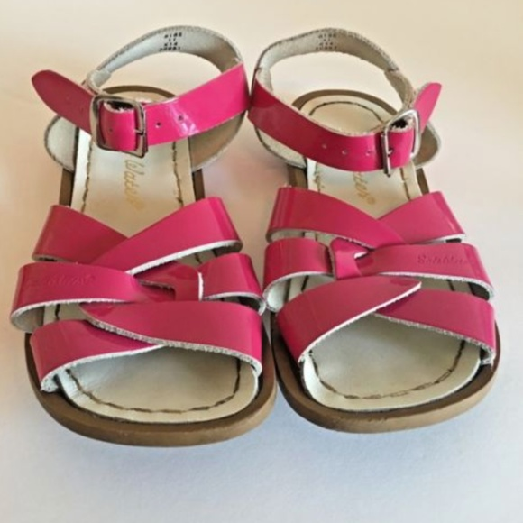 6d5bd73e88cc4 Salt Water Sandals by Hoy Shoes | Girls Little Kid Size 11 Salt ...
